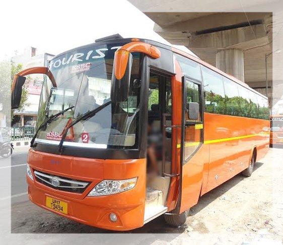 volvo bus bookingin delhi, volvo business lease in delhi, volvo leasing in north India