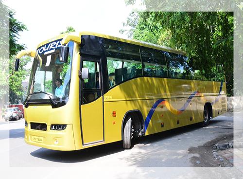 volvo bus booking in west delhi, volvo bus service in delhi, volvo bus in delhi ncr