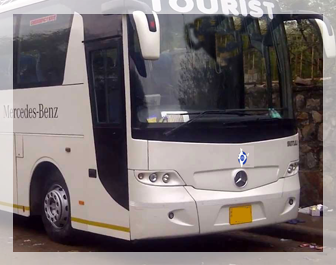 40 seater mercedes benz rental in new delhi, 38 seater mercedes van rental in west delhi, luxury bus on rent in delhi ncr
