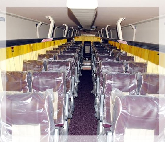Ac bus on rent in delhi, bus rental services in west delhi, bus hire in new delhi, online volvo bus booking