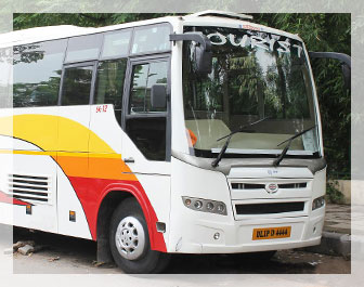 45 seater ac bus service in new delhi , luxury coach bus in west delhi, luxury coach hire in delhi, bus hire delhi, mini bus booking, luxury bus hire India, tourist buses rental, mini bus on rent with Ac