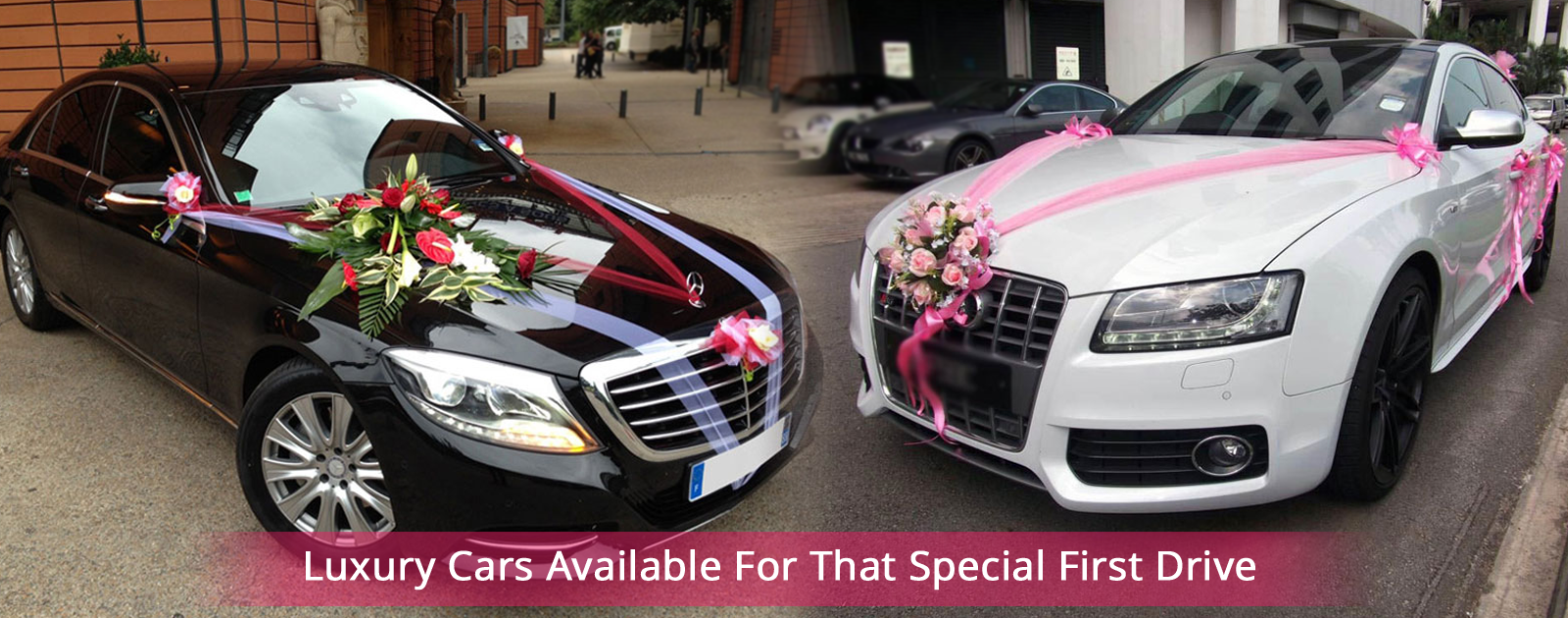 wedding cars on rent in new delhi, wedding car rental in west delhi, wedding transportation in delhi ncr