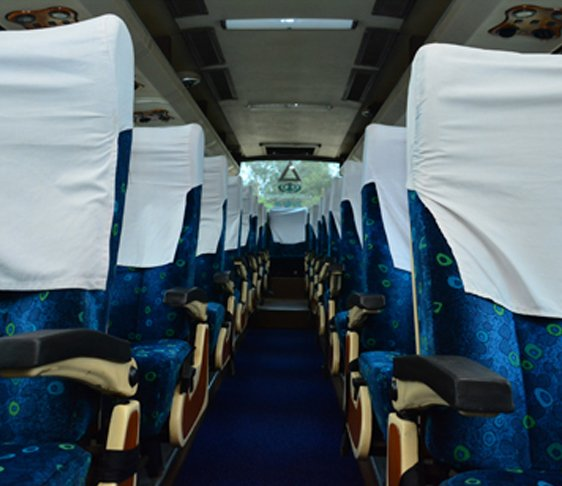 Bus rental in delhi, Bus coach in Delhi NCR, hire a bus in New Delhi