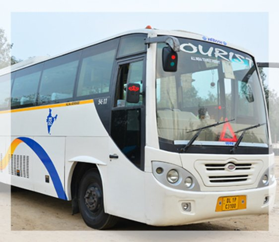 Bus rental in delhi, coach bus in Delhi NCR, Luxury bus in New Delhi