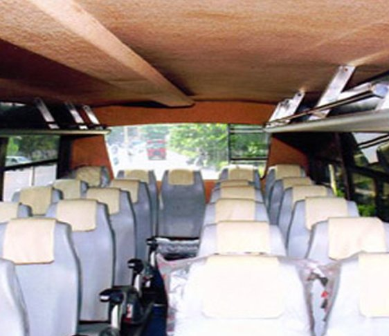 35 seater Bus in Delhi NCR, 35 Seater bus hire in New delhi, Luxury bus hire in Delhi