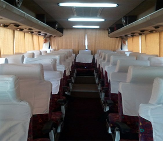 volvo bus in delhi NCR, volvo coach hire in new Delhi, coach bus in west delhi