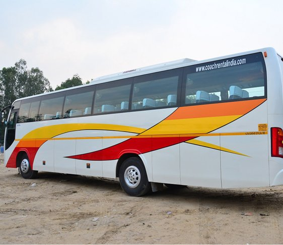 Luxry coach hire in delhi, Coach bus in delhi NCR, Luxury bus in New Delhi