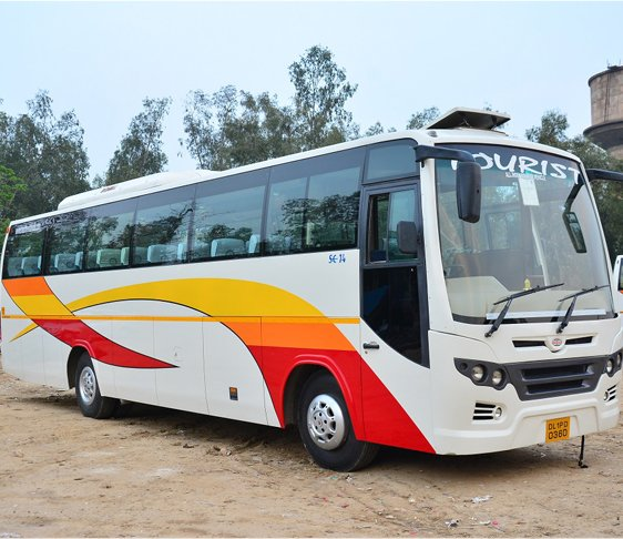 Luxry coach hire in delhi, Coach bus hire in new Delhi, Bus coach in delhi NCR