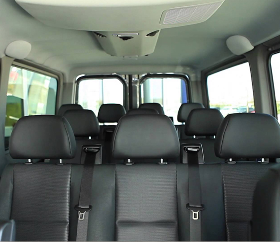 mercedes van rental in delhi ncr, mercedes sprinter rental in west delhi, hire a van in new delhi