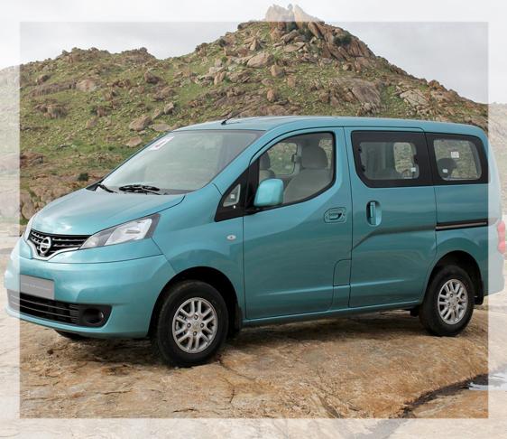 7 seater van on rent in west delhi, van rental service in new delhi, hire a van in delhi ncr