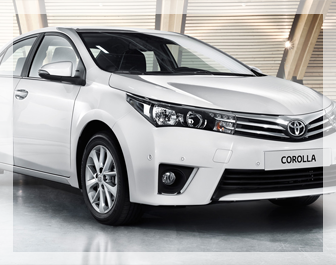 Car hire delhi, New toyota corrola, car hire in delhi