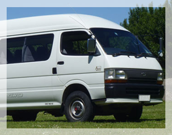 12 seater Minivan on rent in new delhi, van hire in delhi ncr, sehgal transport in west delhi