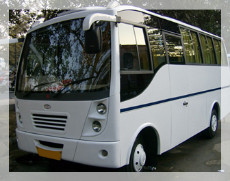15 seater mini bus hire in delhi, mini bus rental, mini van on rent in new delhi