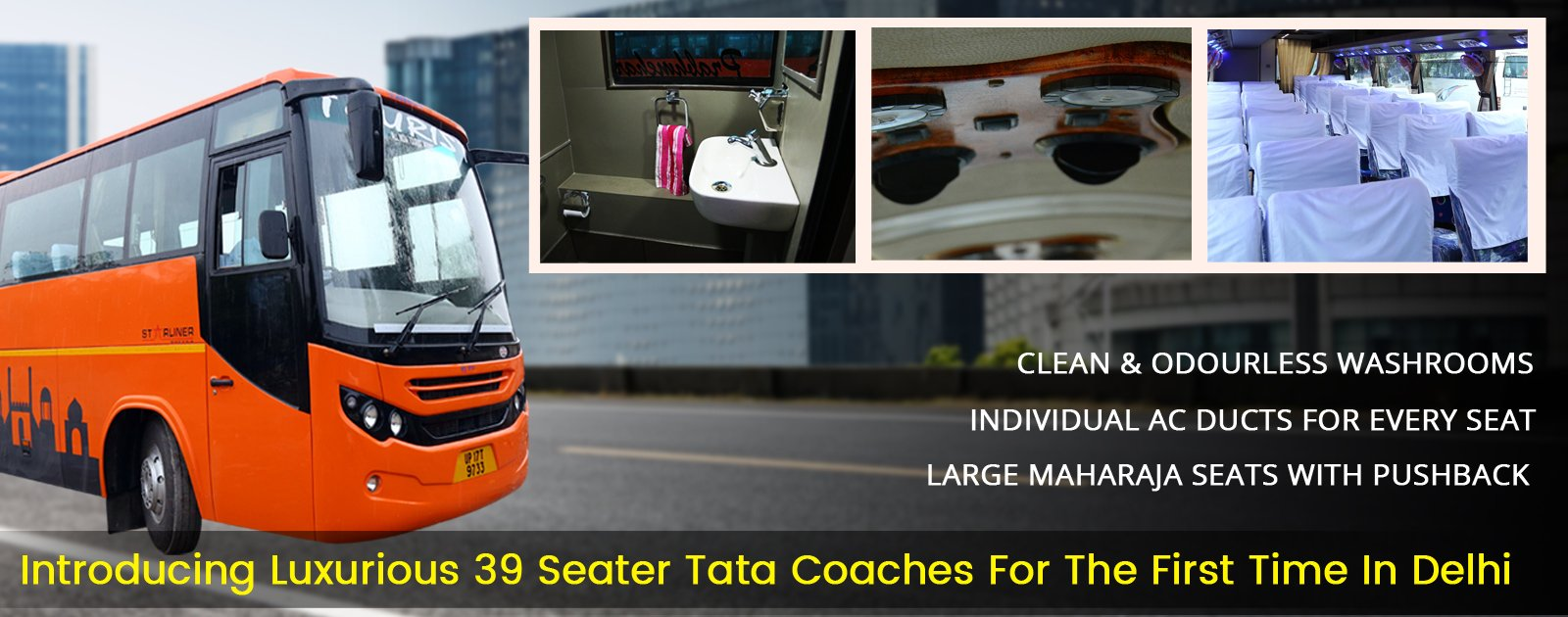 volvo bus service in delhi, volvo bus booking in delhi ncr, volvo bus hire in new delhi