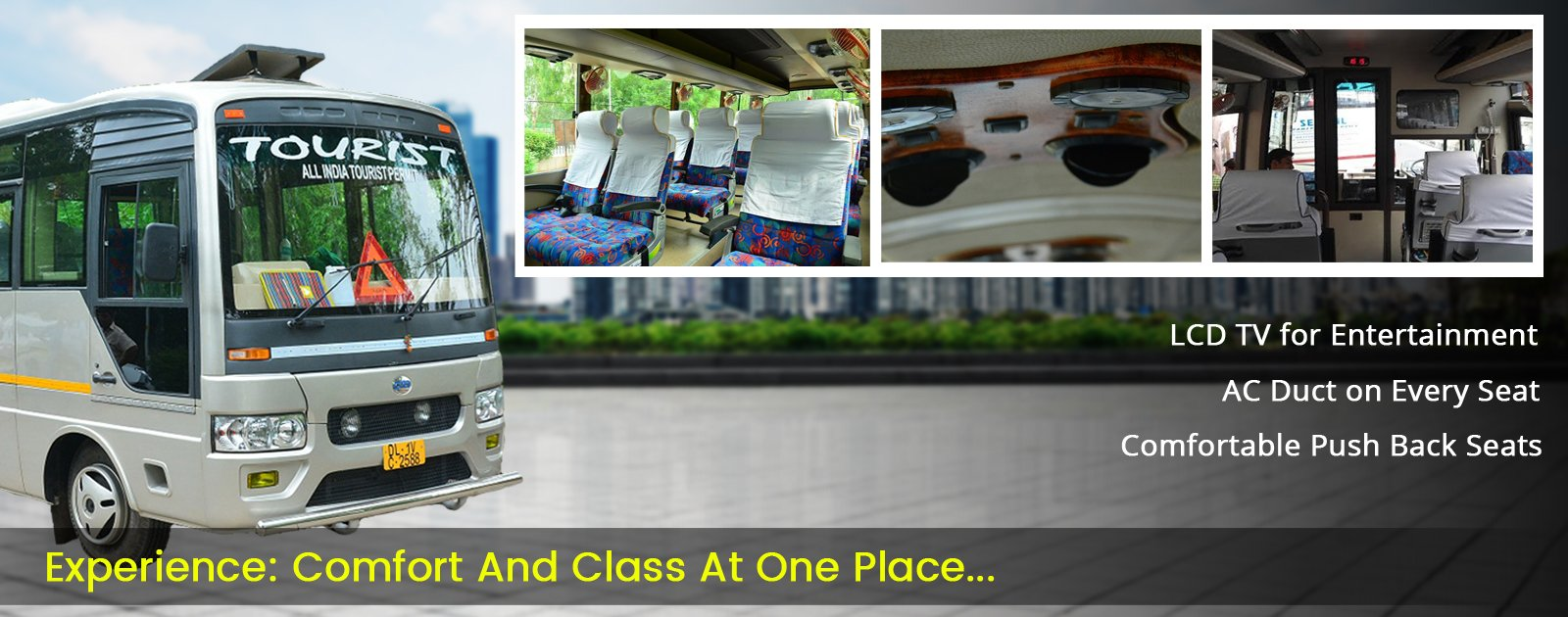 mini bus hire in new delhi, mini bus rental, mini coach in delhi ncr