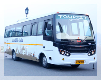 ac bus service in delhi, 18 seater minibus hire in west delhi, mini bus on rent in delhi ncr