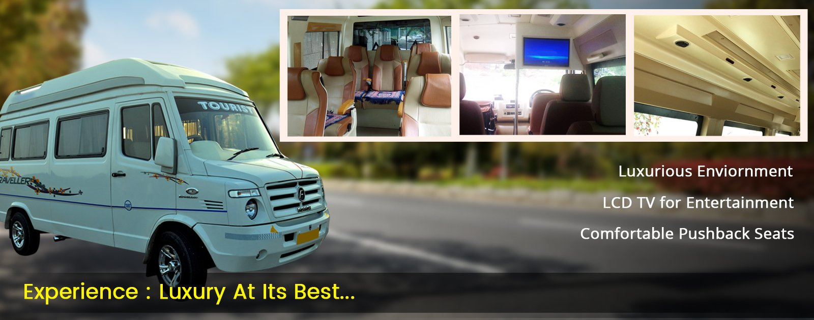 tempo traveller on hire in west delhi, tempo traveller on rent in delhi, luxury tempo traveller in delhi ncr