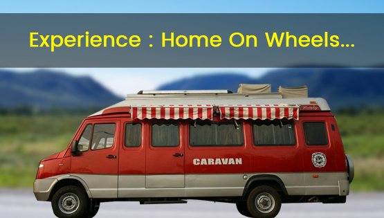 caravan for hire in west delhi, caravan to rent in new delhi, hire a caravan in delhi, sehgal transport