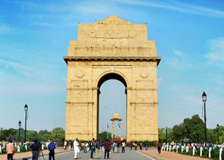 india gate in delhi, delhi sightseeing places, historical places in delhi