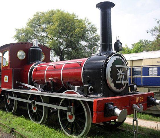 historical museum in delhi, delhi rail museum, museums in new delhi