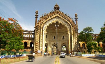 rumi darwaza at lucknow, Lucknow tour, places to visit in lucknow, places to visit near lucknow, lucknow tour package, tourist places in lucknow
