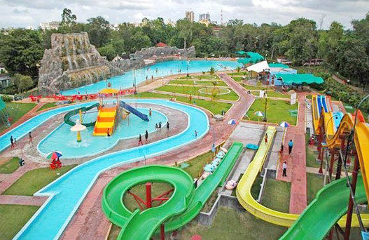 water park in lucknow, places to visit in lucknow, places to visit near lucknow, lucknow tour package