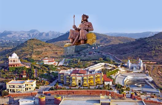 pratap gaurav kendra rashtiya tirtha in udaipur, udaipur trip from delhi, places to visit in udaipur, delhi to udaipur