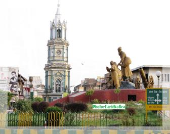 places to visit in faridkot, hotels in faridkot, Faridkot fort in punjab,gurudwara tilla baba farid faridkot