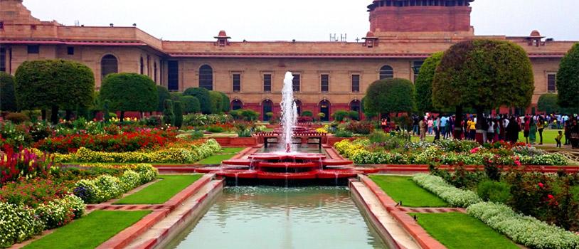 Rashtrapati Bhavan Tour