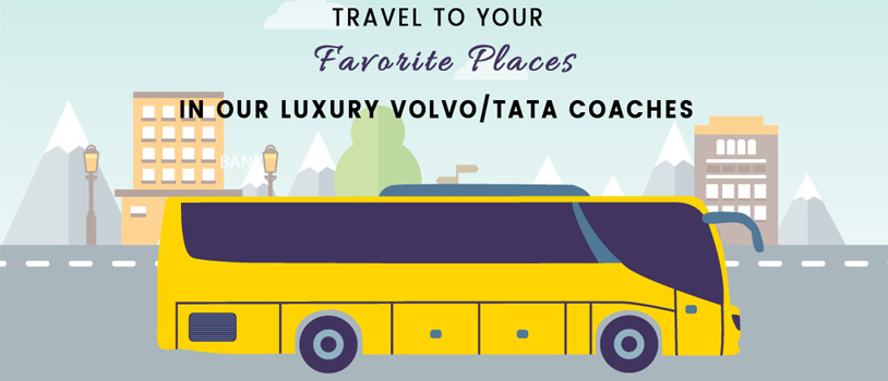 bus hire in delhi, Volvo bus booking, Coach for rent, 9 Seater tempo traveller, mini coach rental, bus on rent