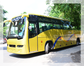 Volvo Bus Service In India Volvo Luxury Bus Sehgal Tourist