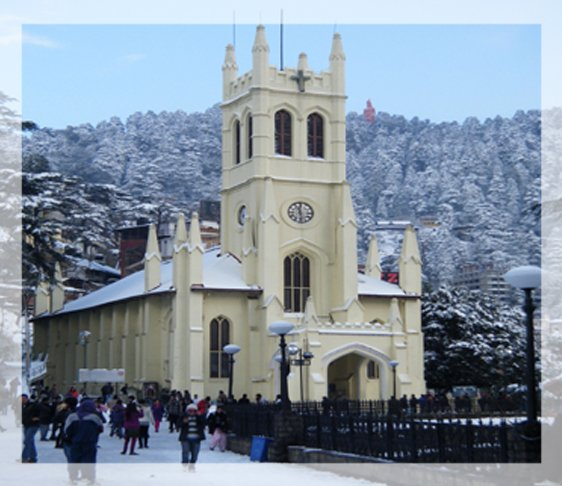 Places To See In Shimla Rajgarh At Shimla: Places To Visit In Shimla