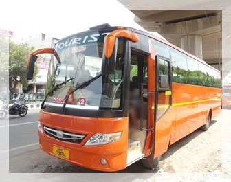 35 seater bus on rent in delhi ncr, sehgal transport in delhi, tourist bus in delhi ncr, sehgal transport